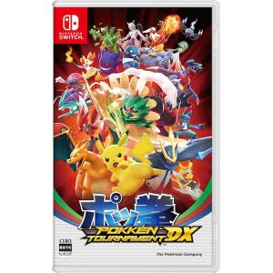 POKKÉN TOURNAMENT DX [Switch]