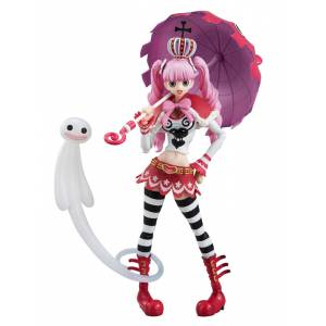 ONE PIECE - Ghost Princess Perhona PAST BLUE [Variable Action Heroes]
