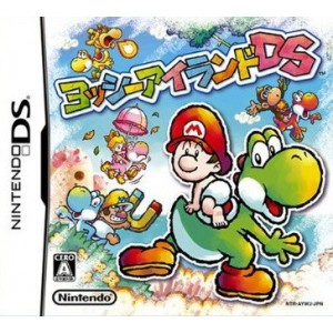 Yoshi Island DS [NDS - Used Good Condition]