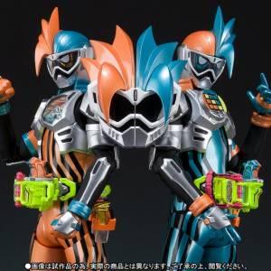 Kamen rider Ex-Aid - Double Action Game Level XX LR Limited Set [S.H. Figuarts]