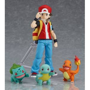Pokémon - Red [Figma 356]