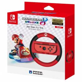 Mario Kart 8 Deluxe Joy-Con Handle Wheel (Mario ver.) [Switch]
