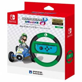 Mario Kart 8 Deluxe Joy-Con Handle Wheel (Luigi ver.) [Switch]