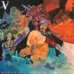 Mobile Suit Gundam The Origin Vol.5 (Bandai Collector Limited) [Blu-ray - Region Free]