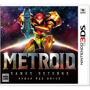 Metroid Samus Returns [3DS]