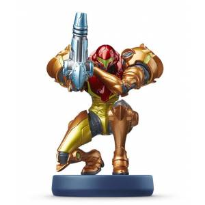 Amiibo Samus Aran - Metroid Series [3DS / Switch]