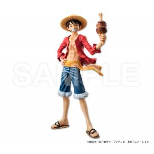 One Piece - Monkey D. Luffy Ver. 20th Limited Edition [Portrait Of Pirates]