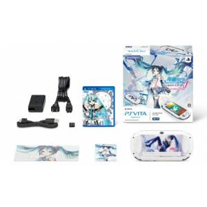 PSVita - Next Hatsune Miku Limited Edition - Wi-fi (PCHJ-10002) [new]