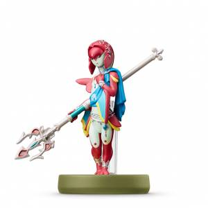 FREE SHIPPING - Amiibo Mipha - Legend of Zelda Breath of the Wild series Ver. [Switch / Wii U]