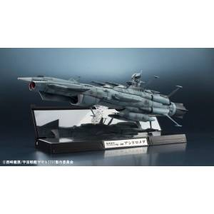 Space Battleship Yamato 2202 - ikan Taizen 1/2000 Earth Federation Andromeda-class 1st Ship [Bandai]