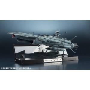 Space Battleship Yamato 2202 - ikan Taizen 1/2000 Earth Federation Andromeda-class 1st Ship [Bandai]