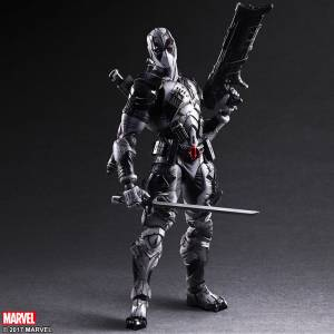 Marvel Universe - Deadpool X-Force ver. [Variant Play Arts Kai]