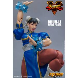 Street Fighter V - Chun Li [Storm Collectibles Toys]