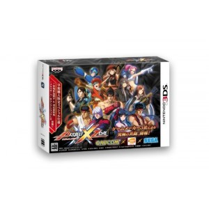 Project X Zone - 1st print Limited Edition [3DS]