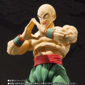 Dragon Ball Z - Chaozu - Tenshinhan Limited Edition [S.H. Figuarts]