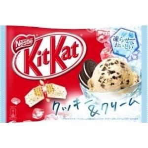 KIT KAT - Summer Limited Edition - Cookie & Cream[Food & Snacks]