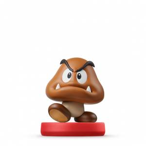 FREE SHIPPING - Amiibo Goomba - Super Mario series [Switch]