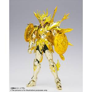 Saint Seiya Myth Cloth EX - Libra Dohko (God Cloth / Soul of Gold) [Brand New]