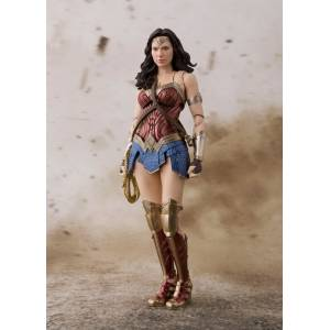 JUSTICE LEAGUE - Wonder Woman [SH Figuarts]