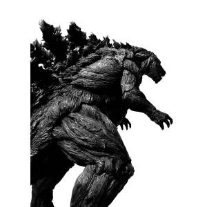 Godzilla (2017) Initial Production Limited Edition [S.H.MonsterArts]