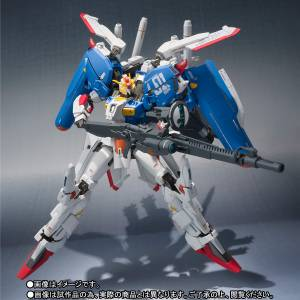 Gundam Sentinel - Ex-S - MSA-0011[Ext] task force α (Ka signature) Limited Edition [METAL Robot Spirits]
