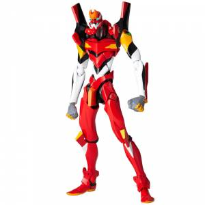 EVANGELION EVOLUTION EV-005 EVA Production Model-02 [Legacy of Revoltech]