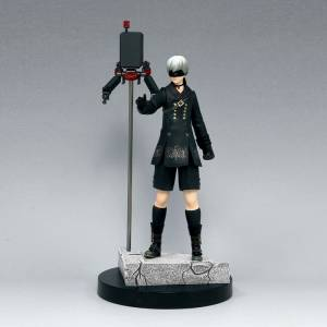 NieR: Automata - Character Figure: YoRHa No.9 Type S / 9S [Square Enix]