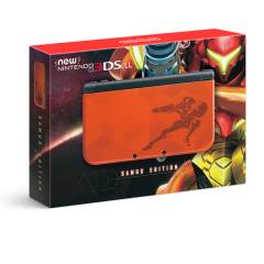 New Nintendo 3DS LL (XL) - Samus Edition Limited Edition [Brand New]