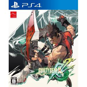 GUILTY GEAR Xrd REV 2 - Standard Edition [PS4-Used]