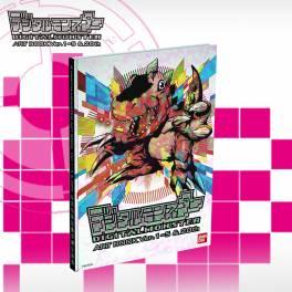 Digimon art book ver15 20th anniversary artbook nin nin digimon art book ver15 20th anniversary artbook fandeluxe Gallery