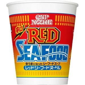 Cup Noodle - Red SeaFood [Food & Snacks]