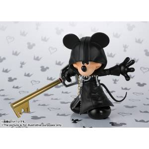 KINGDOM HEARTS II - King Mickey [SH Figuarts]