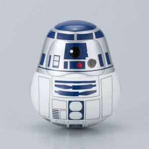 DARUMA CLUB - Star wars - R2-D2 [Bandai]