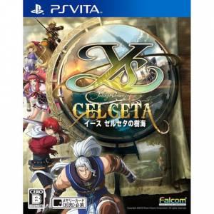 Ys - Celceta no Jukai - Standard Edition [PS Vita]