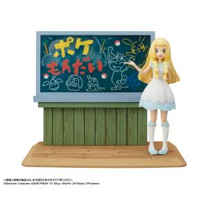 POKÉMON SUN & MOON - LILLIE Smartphone Stand [Pokemon Center Limited Edition]