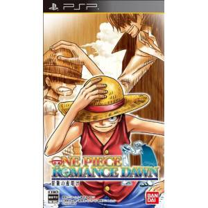 One Piece Romance Dawn [PSP]