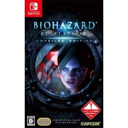Biohazard Revelations Unveiled Edition (Multi Language) [Switch]