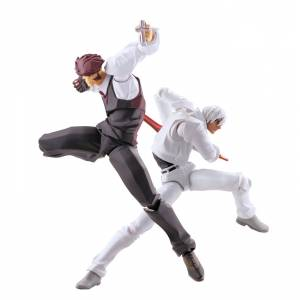 "Blood Blockade Battlefront ""Klaus & Zapp"" TWIN BOX [Kaiyodo]"