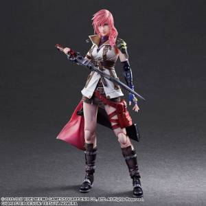 DISSIDIA FINAL FANTASY - Lightning [Play Arts Kai]