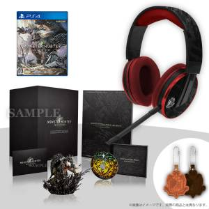 Monster Hunter World - e-Capcom Limited edition [PS4]