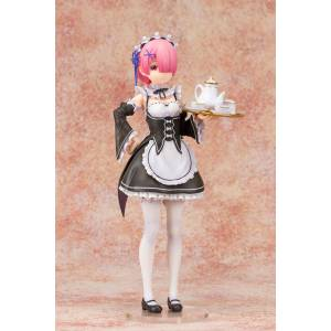 FREE SHIPPING - Re:ZERO -Starting Life in Another World- Ram [PULCHRA]