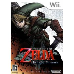 The Legend Of Zelda : Twilight Princess (Wii) [occasion]
