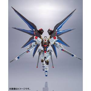 Mobile Suit Gundam SEED Destiny - Strike Freedom Gundam [METAL Robot Spirits]