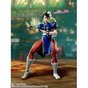 Street Fighter - Chun-Li Reissue [SH Figuarts]