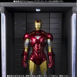 Iron Man - Hall of Armor Reissue Limited Edition [SH Figuarts]