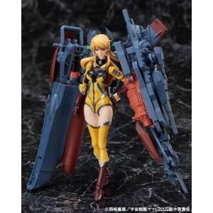 "Yamato Armor x Yuki Mori ""Space Battleship Yamato 2202: Warriors of Love"" [Armor Girls Project]"