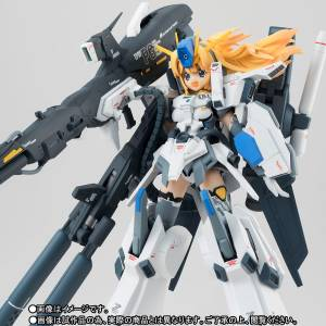 Gundam Sentinel - FA-010A FAZZ  Limited Edition [Armor Girls Project]