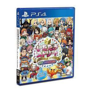 Itadaki Street Dragon Quest & Final Fantasy 30th Anniversary - Standard Edition [PS4]