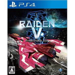 Raiden V Director's Cut - Standard Edition [PS4-Occasion]