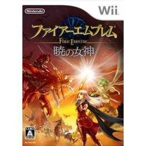 Fire Emblem - Akatsuki No Megami / Radiant Dawn [Wii - Used]